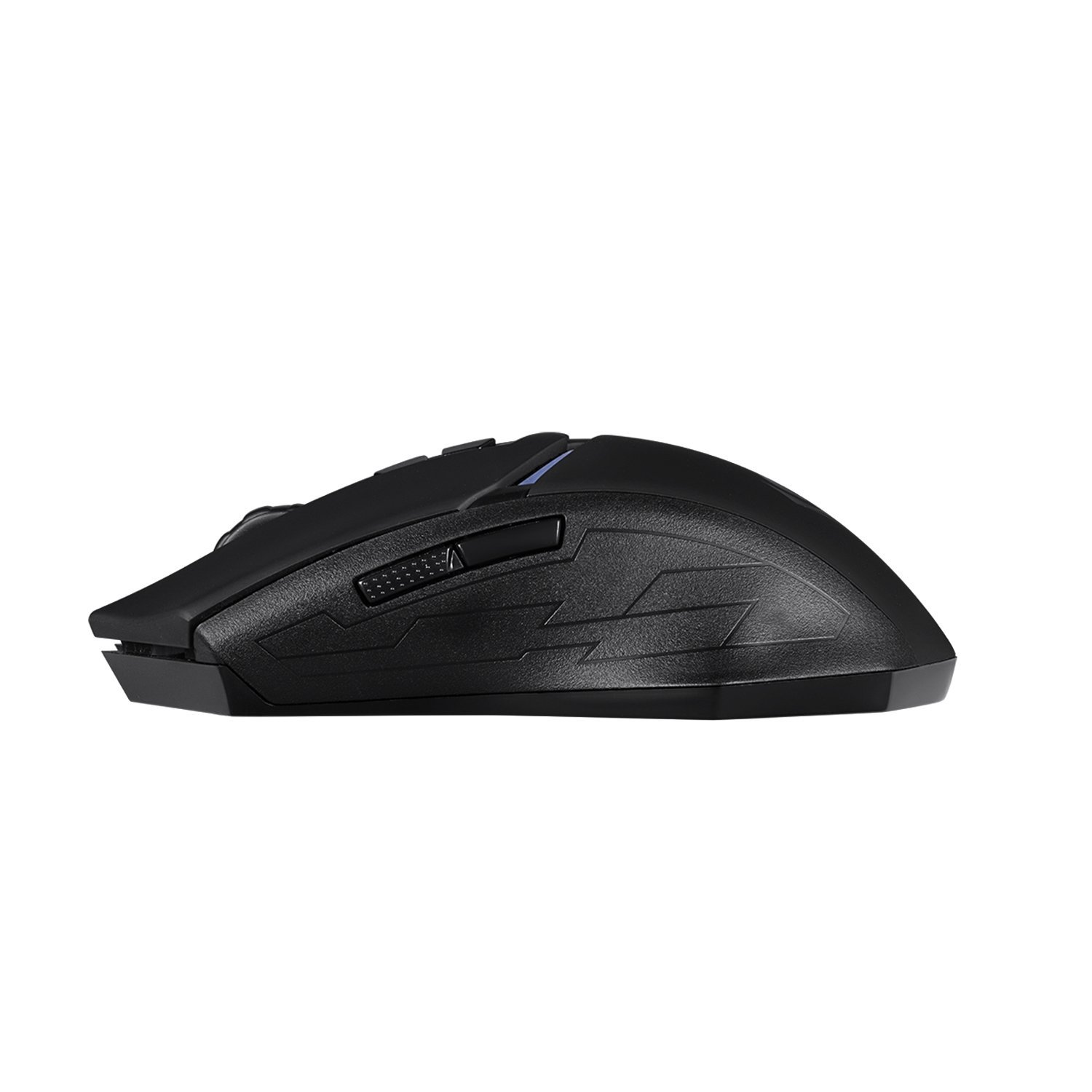 EagleTec MG010 2.4GHz Wireless 7-Button Gaming Mouse With Adjustable DPI (800, 1200, 1600, 2000, 2400)
